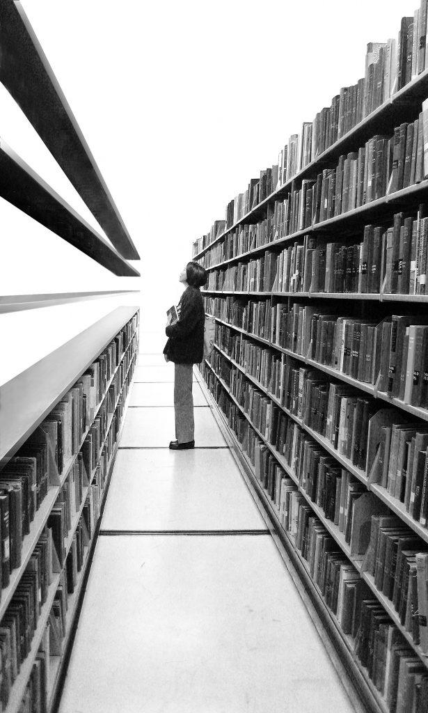 Bibliotekarstwo w odwrocie  1