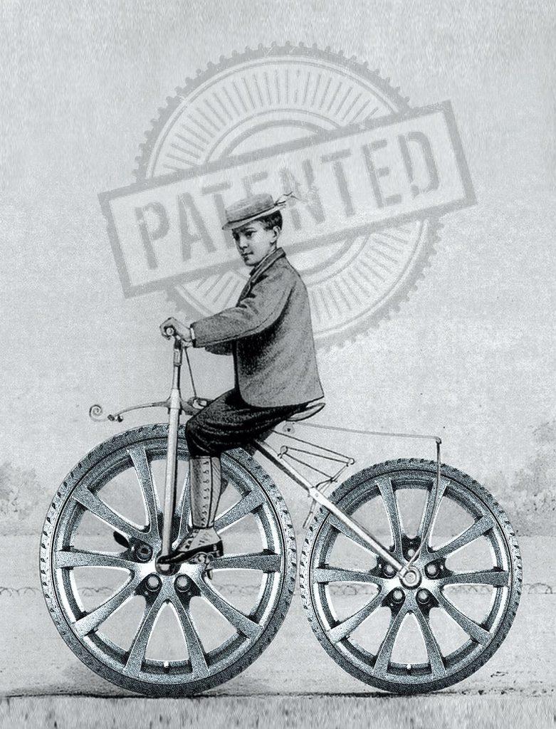 O wojnach patentowych 1