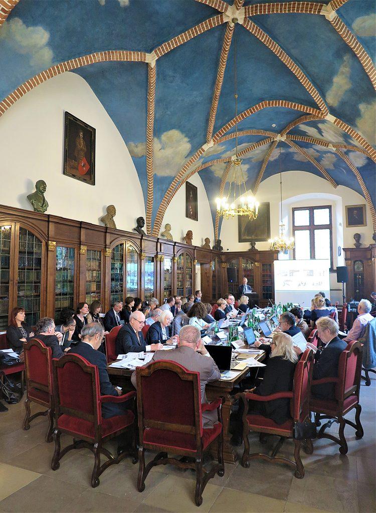 Rada Naukowa ERC w Krakowie 1
