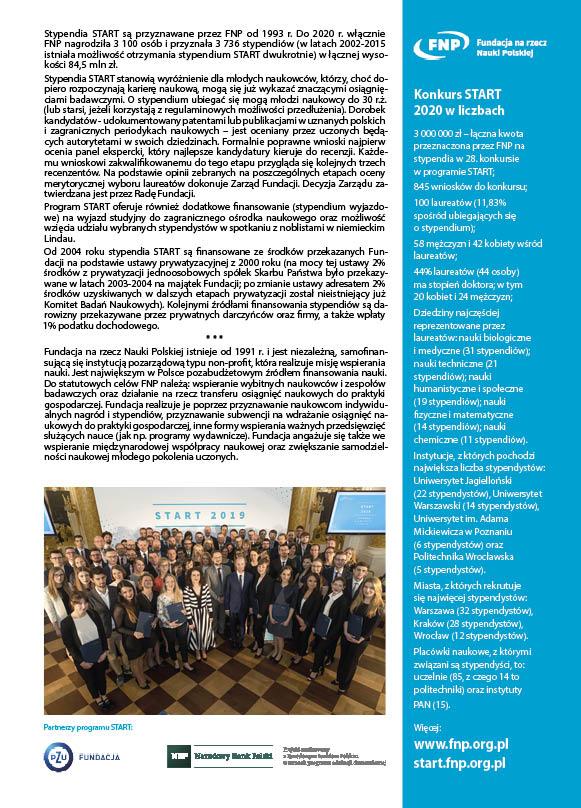 100 najzdolniejszych młodych naukowców 4