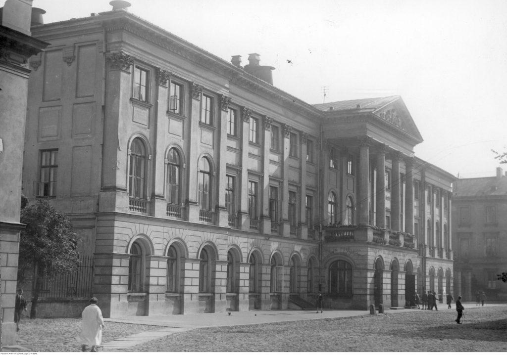 Uniwersytet Stefana Batorego w Warszawie i Poznaniu 1