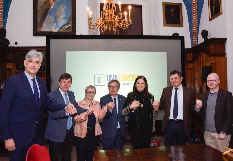 Una Europa: Tworzymy uniwersytet przyszłości 1